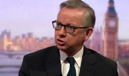 Michael Gove to screen test for the next James Bond