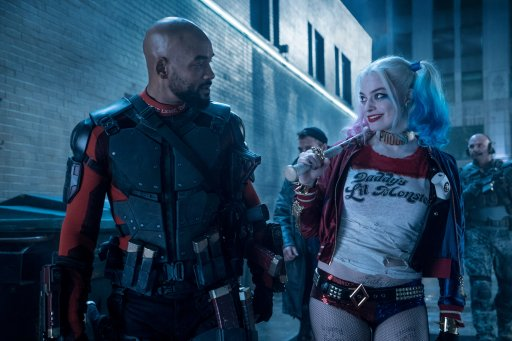 Frank Mengarelli observes the Suicide Squad and witnesses a Beautiful Mess