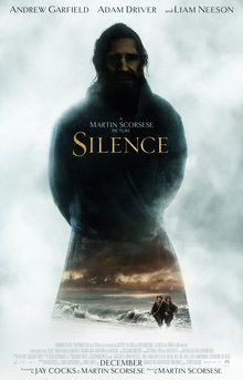 Scorsese back to his epic best with SILENCE Last Samurai meets The Mission via Star Wars with Liam Neeson Kylo Ren and Spider Man on religious adventure quest