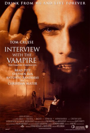 Throwback Thursday Interview with the Vampire Reviewed by Kyle Jonathan Did Tom Cruise 'cut it' as Vampire Lestat?