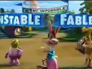 Unstable Fables: Tortoise vs. Hare (2008) (V)