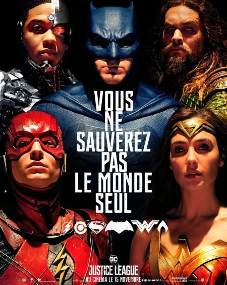 Justice League is not Perfect. But it has Heart and Soul. Likable. Watchable. Retrievable.