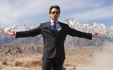 The Inimitable Genius of Robert Downey Junior