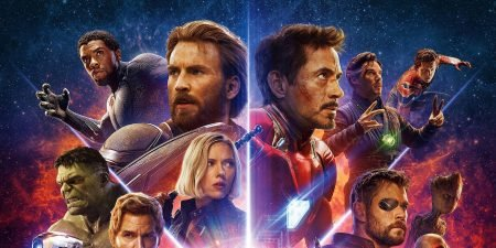 AVENGERS: INFINITY WAR. THE TOUGHEST ADVENTURE FOR MARVEL'S HEROES IS ALSO THE HARDEST TO REVIEW..