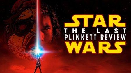Plinkett is BACK! The Last word on THE LAST JEDI!