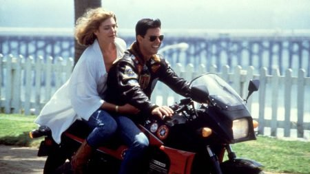 Throw-Back Thursday: Feeling a Need for Speed with Tom Cruise as Maverick in Tony Scott's TOP GUN