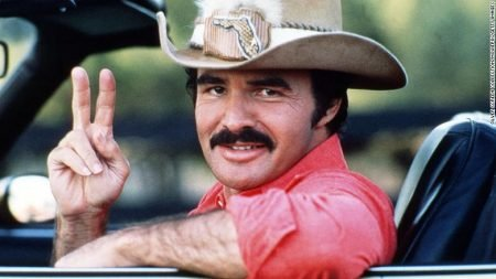 RIP BURT REYNOLDS: A True Movie Star in every sense. Leaves Legacy of Cinematic Characters to Remember from The Bandit to Boogie Nights and Many More!
