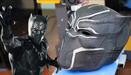 MOVIE TECH: The Joy of 3-D Printing!