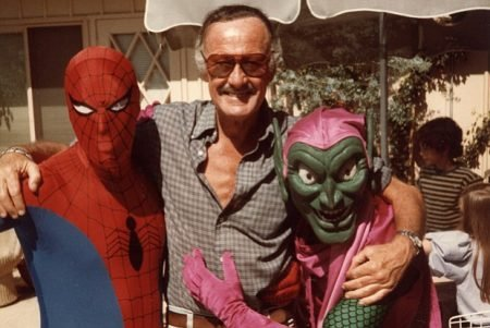 We have lost a Super-Hero in Stan Lee. RIP. But the Legacy Continues. Forever. EXCELSIOR!