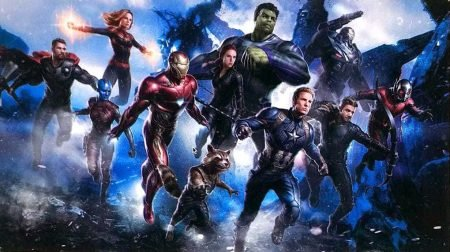 AVENGERS ENDGAME has a New Trailer. And it ROCKS! Thanos beware..the Team is Coming for Payback!