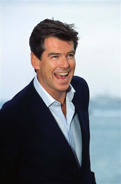 No Time To BI? SHOULD James Bond become a WOMAN? Pierce Brosnan had an opinion this week. And the OTHER 007 based news..
