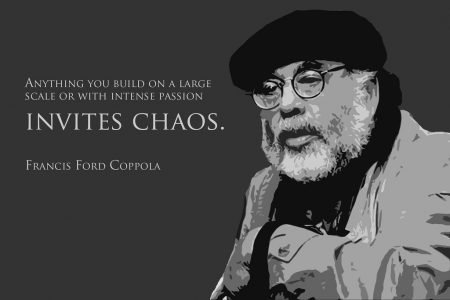Francis Coppola also has a point about Marvel. We should listen, even if we do not Agree.