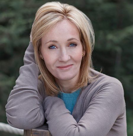Leave JK Rowling Alone. She's Lovely.
