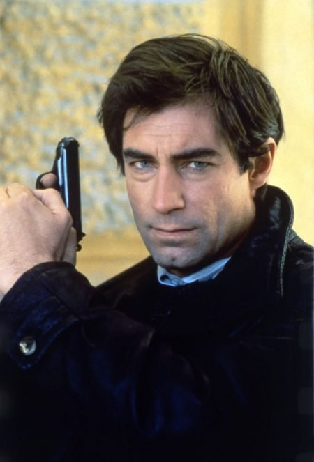 Flower Arranging. With TIMOTHY DALTON!