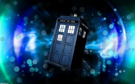 Happy Birthday, Doctor Who! 57 years of a Timelord.