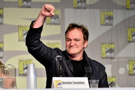 Tarantino once pitched a Dr Who story. It was INSANE!