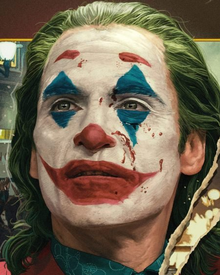 You get the ART you DESERVE! Awesome Joker portraits