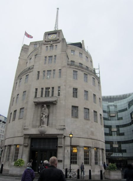 BBC to be renamed as WTAF