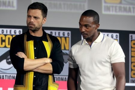 Falcon and the Winter Soldier. Oh Wow. Oh No. Oh Dear. Oh Right. Oh shi…..