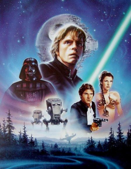 That cloned Luke Skywalker Hand Twist..