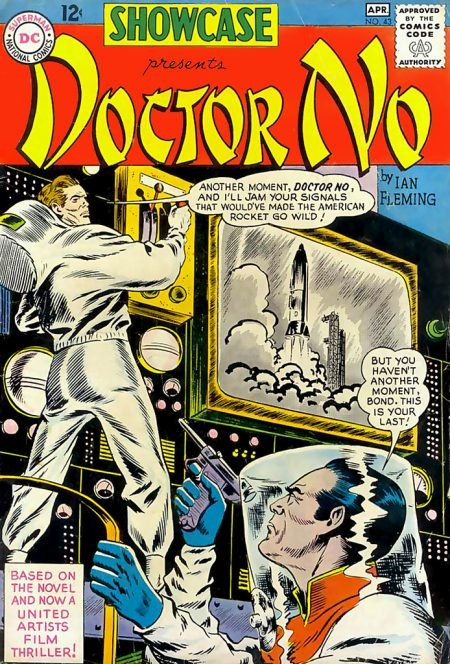 Fleming Friday: The James Bond/ Dr Who connection.