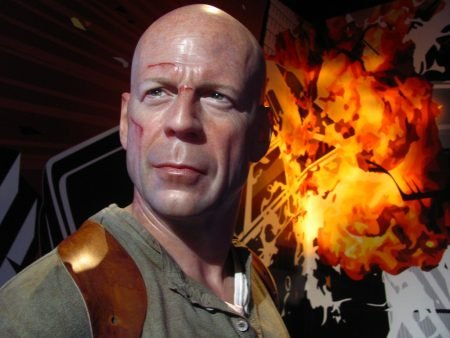 #CrimeoftheScene: 'I'm on Vacation!' (A Good Day to Die Hard; 2013).