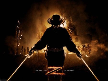 #CrimeoftheScene: LEGEND OF ZORRO (2005)