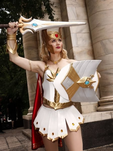 SHE-RA heads to FILM! As in LIVE ACTION! But who should play her?
