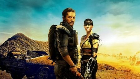 #TBT: MAD MAX: FURY ROAD, with special guest star, NICK CLEMENT!