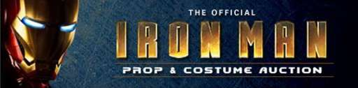 Iron Man Prop Auction: Own Tony Stark's Stuff