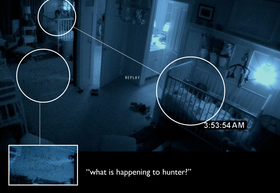 Paranormal Activity 2 Trailer Debuts, Pulled From Some