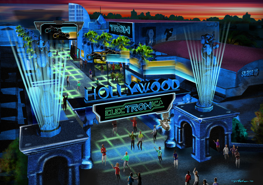 Rumor Alert: 'Monsters, Inc.' and 'Tron' Coasters Coming to ...