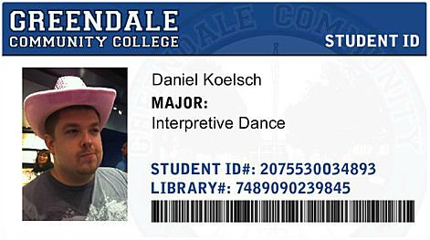 Jasper's Student ID - Polyvore