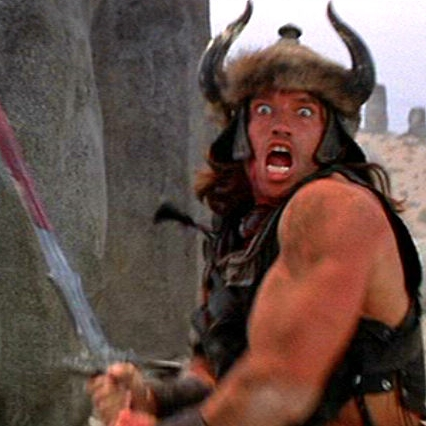 ... roles was as conan the barbarian he played conan in the first film Conan The Destroyer Throne