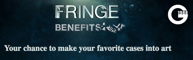 Fringe Benefits Gallery 1988 Header