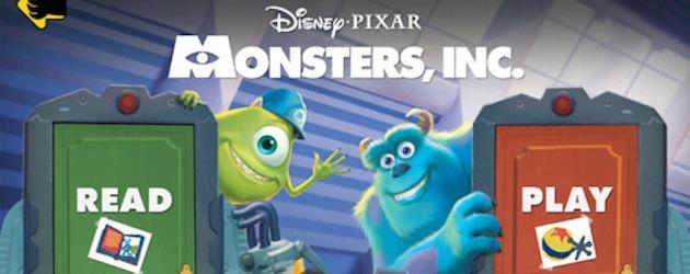 monsters inc ipad