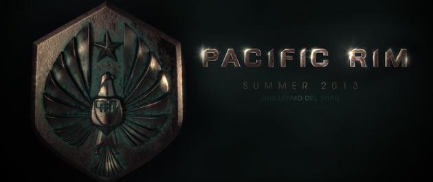 Pacific Rim Teaser Title