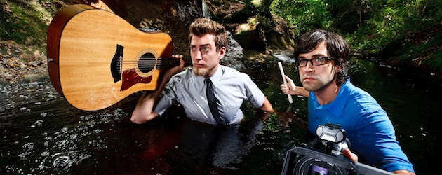 Rhett McLaughlin and Link Neal promotional shots