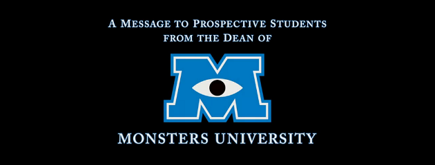 monsters university dean
