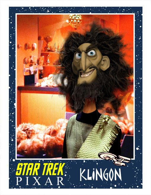 pixar klingon