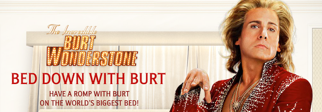 bed down with burt