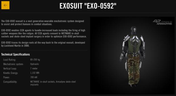 exosuit