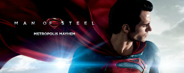 man of steel mayhem