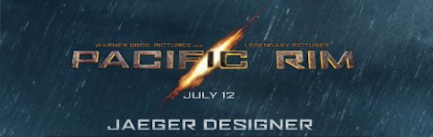 pacific rim jaeger designer