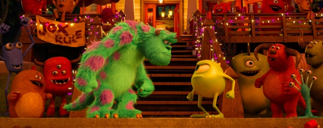 Monsters University Header