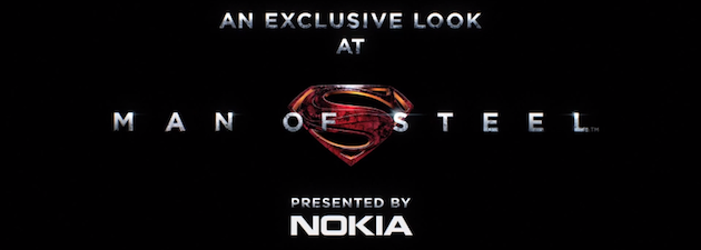 man of steel nokia