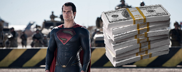superman money