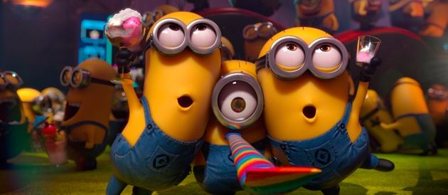 despicable me 2 minion header