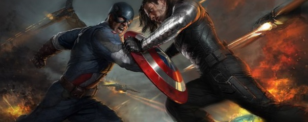Captain America: The Winter Solider Concept Art