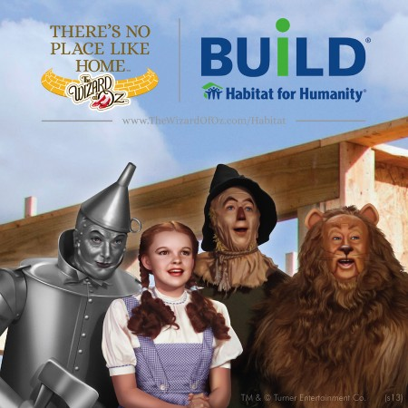 WOZ_There's No Place Like Home_Habitat Campaign